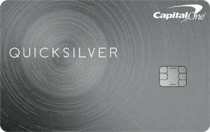 CapitalOne Quicksilver Credit Card