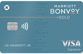 Marriott Bonvoy Bold Credit Card