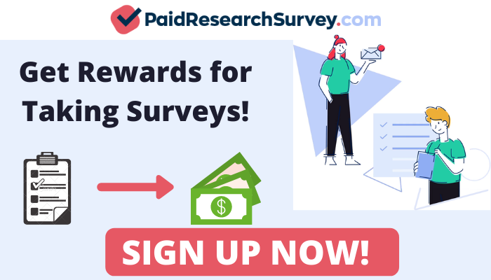 PaidResearchSurvey: Take Surveys and Get Rewarded!