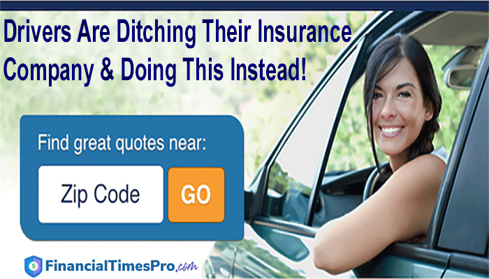 Car Insurance: Drivers Are Ditching Their Insurance Company & Doing This Instead!