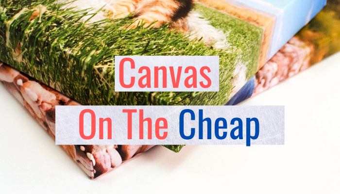 CanvasOnTheCheap: Limited Time Offer! Hurry and Get Yours Now!