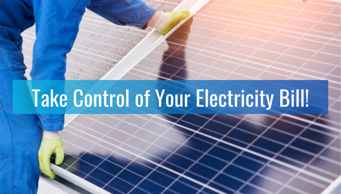 My Solar Book: Take Control of Your Electricity Bill!