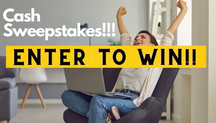 Cash Sweepstakes: Enter These 5 Sweepstakes To Check Your Chance To Win!