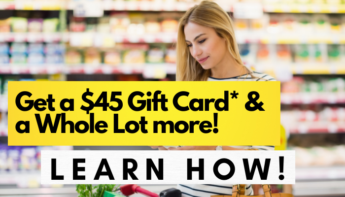 Sam's Club Membership: Get a $45 Gift Card* & a Whole Lot More!