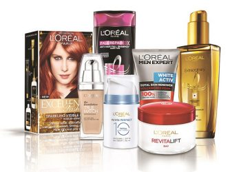 Loreal Makeup Samples