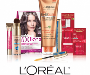 loreal sample